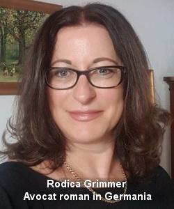 rodica-grimmer-avocat roman in germania